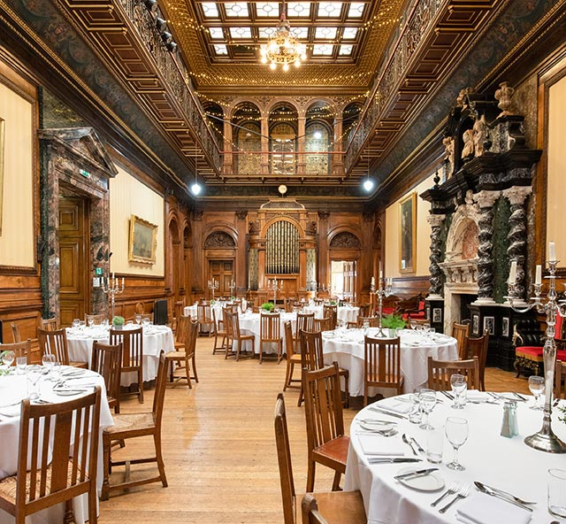 Corporate Events at Westonbirt
