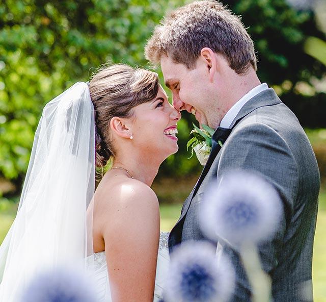 Weddings at Westonbirt