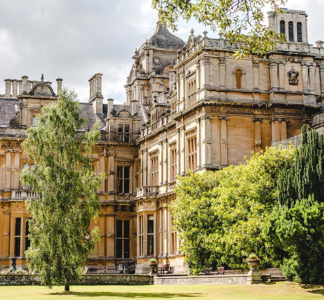 Private Events at Westonbirt